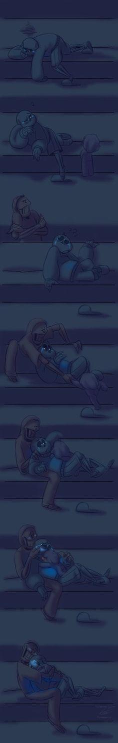 Snugglebuddies by Piranhartist on DeviantArt
