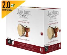 Barrie House Jamaican Me Crazy Single Cup Capsule (48 Capsules) >>> You can find more details by visiting the image link.