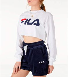 ed80251a62c9 7 Best Fila Dress images | Fila dress, Ladies fashion, Sports