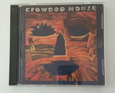 Woodface by Crowded House CD Capitol Records Neil Finn Pop Rock Alternative