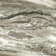 Silver Fantasy Granite - Kitchen Countertop Ideas