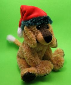 Ty Beanie Baby ~ JINGLEPUP the Holiday Dog ~ MWMT