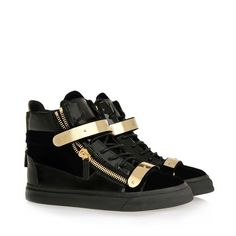 Sneakers - Sneakers Giuseppe Zanotti Design Women on Giuseppe Zanotti Design Online Store @@Melissa Nation@@ - Fall-Winter Collection for men and women. Worldwide delivery.| RDW312 001