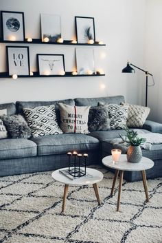 57 Cozy Living Room Apartment Decor Ideas If you get a little room, . 57 Cozy Living Room Apartment Decor Ideas If you get a little room, then you will need Apartment Decoration, Small Apartment Decorating, Apartment Design, Apartment Ideas, Cosy Apartment, Condo Decorating, Room Decorations, Interior Decorating, Comfortable Living Rooms