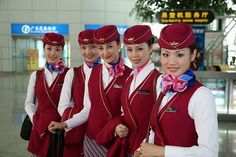 Nick Verreos: Nick Verreos Fashion Muse # 101: Asian Airline Flight Attendants: FABULOUS!!!