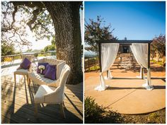 Wedding Inspiration | Paradise Ridge Winery and the Color of the Year -Radiant Orchid
