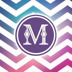 Monogram !!  -- It is the easiest way to design pretty, custom wallpaper for your iPhone and iPad. use this link. https://itunes.apple.com/app/id806977895?mt=8&ign-mpt=uo%3D4