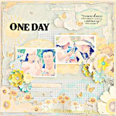 one day - Prima - Sun Kiss Collection