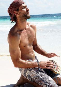 Boho :) omg how hot is this dude haha!!