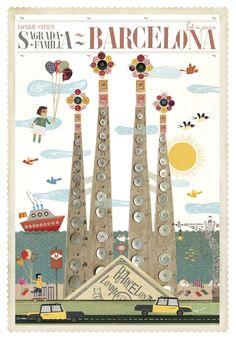 Txell Darné » Cities Barcelona Sagrada Família
