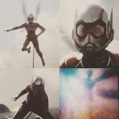 Janet Van Dyne (Wasp) in Marvel's Ant-Man