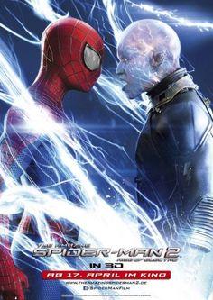 Kino Vorschau: THE AMAZING SPIDER-MAN 2: RISE OF ELECTRO plus Gewinnspiel und Style-Voting