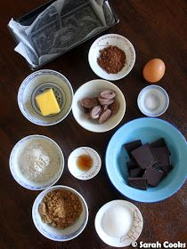 Buckwheat Brownie Ingredients Small Batch Baking, Mini Loaf Pan, Chocolate Buttons, Brownie Ingredients, Chocolate Brands, Buckwheat, Chocolate Brownies, Cooking Time, Cravings