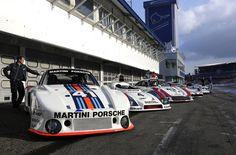 1977 #Porsche 935/77-005 and the #Martini Gang