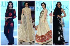 #PSFW2014 #Pakistan #Lahore #Fashion #Trends #SS2014 #MUSE, #HSY, #KHAADIKHAAS & #ELAN #Dress #Long