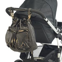 Timi And Leslie Hart Diaper Bag Backpack - Espresso | Maternity Clothes  Available at Due Maternity www.duematernity.com