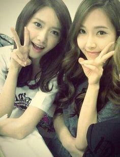 SNSD Yoona Jessica