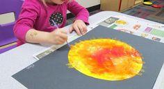 Mrs. Karen's Preschool Ideas: Super Solar System Fun!