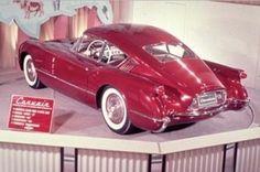 1954 Chevrolet Corvette Corvair Motorama Show Car Motos Vintage, Vintage Motorcycles, Cars And Motorcycles, Chevrolet Corvette, Chevy, Us Cars, Sport Cars, Rat Rods, Course Automobile