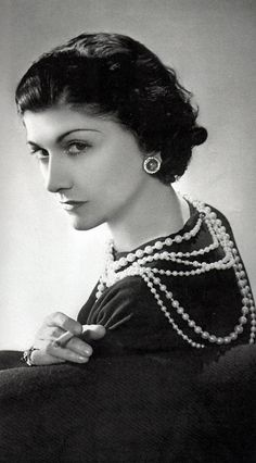 'The best things in life are free. The second best are very expensive.' -- Gabrielle 'Coco' Chanel - @~ Watsonette
