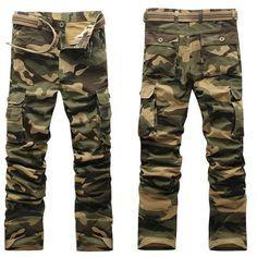 Dmart7dealDnine autumn army fashion hanging crotch jogger pants patchwork harem pants men crotch big Camouflage pants trousers