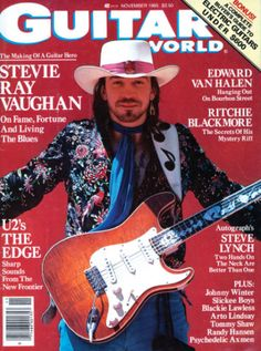 Guitar World Magazine Covers Gallery: Every Issue from 1980 to 1986   Guitar World