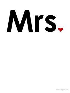 Couple - Mrs. Heart
