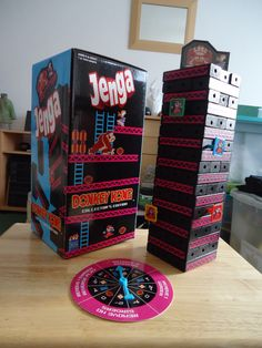 DK Jenga is awesome
