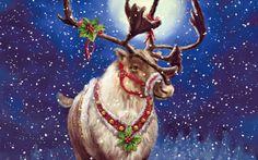 Rudolf a piros orrú rénszarvas