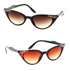 60's sunglasses
