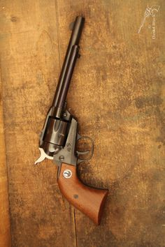 Ruger Single Six, single six shooter revolver. 3 pin owned by rancher in Idaho. A family legacy.