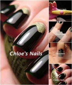 Better Home Manicure Nail Art DIY Tips and Hacks - Shearing Scissors Tape Edging Lace Nail Art, Lace Nails, Red Nails, Hair And Nails, Nail Art Hacks, Nail Art Diy, Manicure At Home, Nail Manicure, Nail Polish