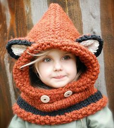 Creative Winter Hats The cozy toppers certainly get you noticed, and might attract a few stares. http://www.weird-thing.com/2014/12/12-cuddly-knit-hats.html