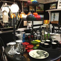 mill market at camas antiques.black is back! Painted Pumpkins, New Market, Light Fixtures, September, Kitchen Appliances, Marketing, Antiques, Furniture, Black