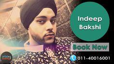Book Indeep Bakshi From Artistebooking.com. #artistebooking #IndeepBakshi #Singer. For More Details Visit : artistebooking.com Or Call : 011-40016001