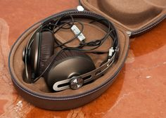 Crave giveaway: Sennheiser Momentum headphones. Enter to win: http://cnet.co/15QRokN