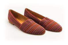 #MyBallerinas Elastina Red Stripes