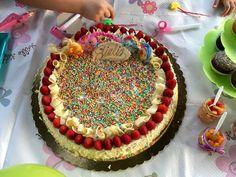 Giulia's Birthday cake