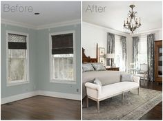 An amazing before & after