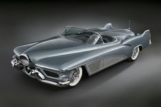 51 LeSabre Concept.   Harley Earl drove it to work at GM every day.