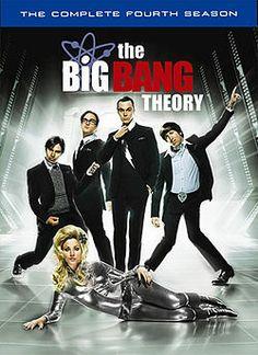 The Big Bang Theory [Vídeo-DVD]. Cuarta temporada completa / dirigido por Mark Cendrowski ; creada por Chuck Lorre y Bill Prady