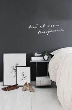 You and me forever || Wall Sticker