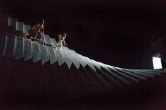 The Ring Cycle at The Met. NYC. A Robert Lepage production.