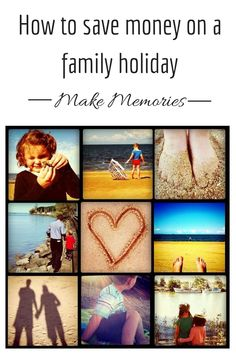How to Save Money on Family Holidays | Be A Fun Mum