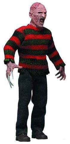 #NightmareOnElmStreet Part 2 Freddy Clothed 8-Inch Action Figure - Midtown Comics