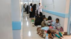 It was already the world's biggest cholera outbreak in recent history, but now the number of suspected cholera cases in Yemen has hit 1 million.