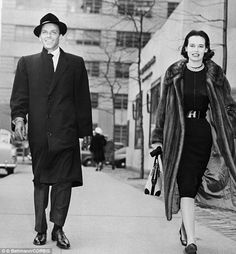 Affair: Gloria created something of a sensation by having an affair with Frank Sinatra and leaving her internationally famous husband, maestro Leopold Stokowski. She got custody of Stan and Chris
