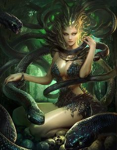 In his mind's eye, he could see dark slithering specters emanating from the dragon empress, reaching out, feeding on the adulation of those she meant to destroy.