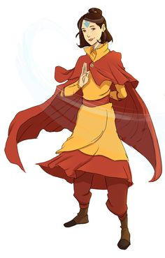 Master Jinora (Jinora) As the eldest daughter, Jinora inherited the role of Air Nation leader when her father, Master Tenzin, retired. With an ever-growing population of airbenders in an increasingly hostile world, she and her siblings work...