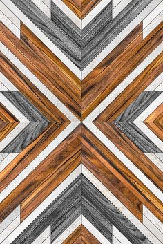 Urban Tribal Pattern 4 – with real wooden textures and steel inlays. Simple, native design made with precision piece by piece. • Buy this artwork on apparel, stickers, phone cases, and more.